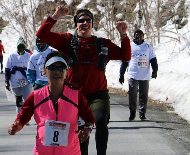 Happy Runners